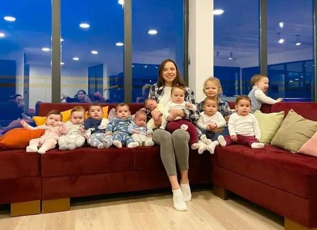 22 ребенка в 23 года! Как первая поездка за границу обернулась для Кристины Озтюрк браком с турком-миллионером и большой многодетной семьей