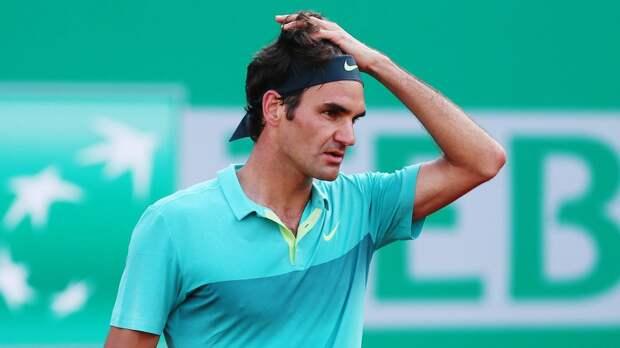 Федерер проиграл Андухару во 2-м круге турнира в Женеве