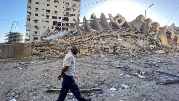 Минздрав Палестины: число погибших достигло 109 человек