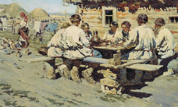 Русские огороды до появления картошки: смотрим, что выращивали крестьяне 200 лет назад