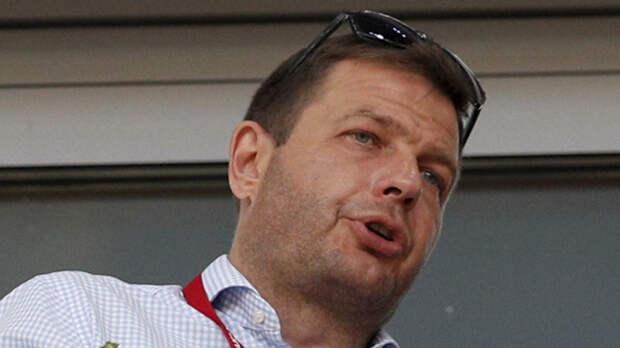 Полиция в Москве задержала избившего PR-директора «Спартака» мужчину