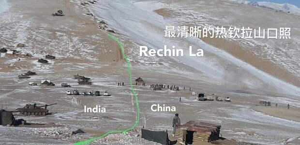 На индийско-китайской границе