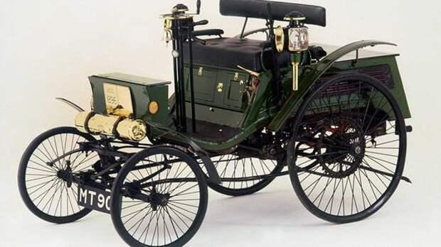 Первый автомобиль, оштрафованный за превышение
