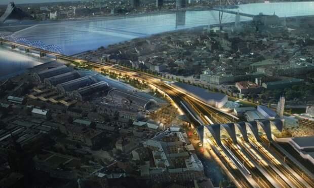 ЕС выбросил в «черную дыру» Rail Baltica больше запланированного