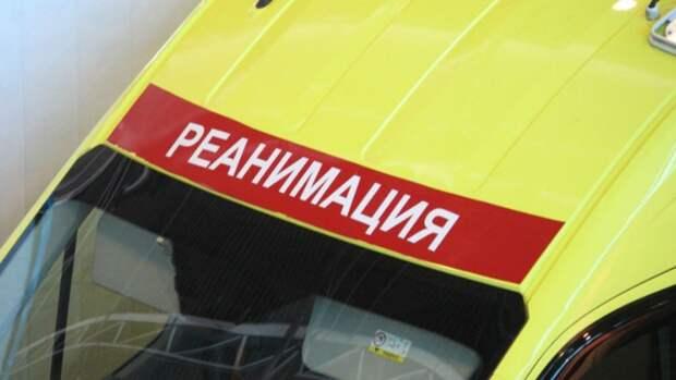 Двухлетний ребенок попал в больницу после отравления неизвестным веществом в Петербурге