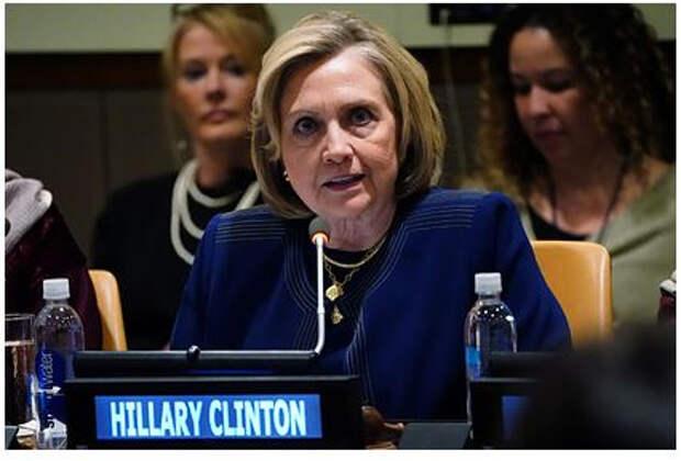 Хиллари Клинтон прокомментировала встречу Путина и Байдена