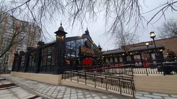 Архитектор ярмарки на Полярной воссоздал атмосферу Франции эпохи модерна