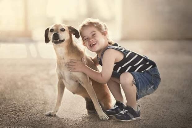 Обиженные и забытые, но нежные души и лучшие друзья