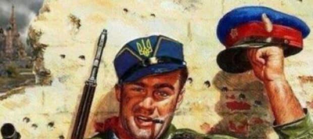 По следам празднования Дня Победы: украинские «патриоты» традиционно сыграли роль проигравших