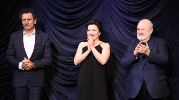 Арина Новосельская открыла Фестиваль студенческого театрального искусства «Сцена-Молодость-Крым»