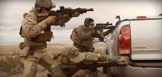 Прошу любить и жаловать - незаконная секретная армия США