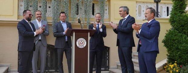США поглощают Балканы, Косово дрейфует в сторону балканского мини-шенгена