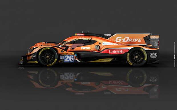 FIA WEC: G-Drive Racing остается в классе LMP2