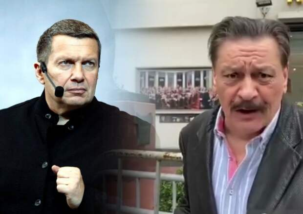 Соловьев обратился с неожиданным предложением к Назарову после его стихов о Параде Победы