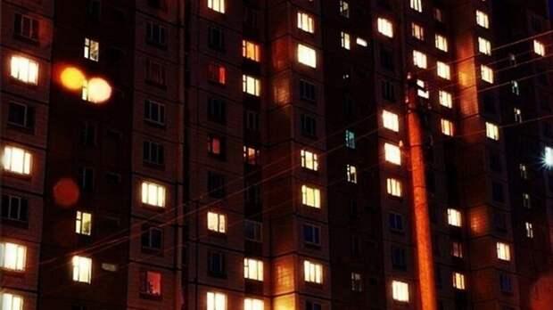 2. Показ квартиры в темное время суток