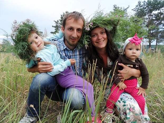 Семья Гимаевых