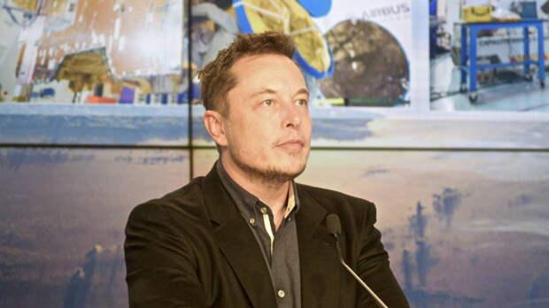 Сроки беспилотного полета на Марс раскрыл Илон Маск