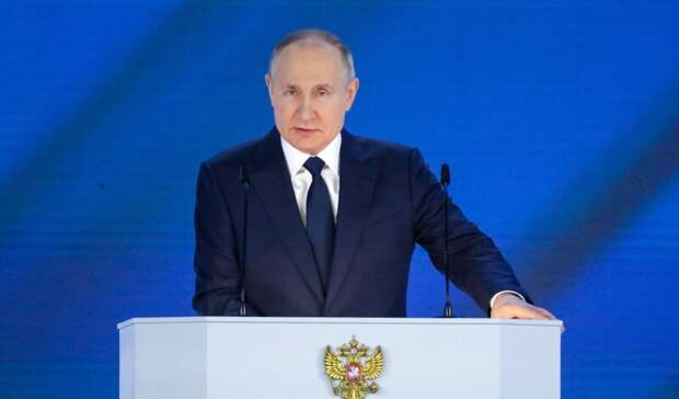 Путин предложил провести реформу учебников