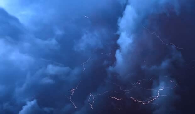 Грозы принесет вВолгоградскую область южный ветер