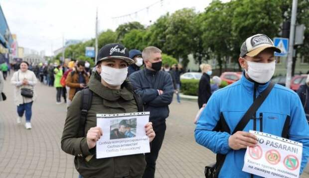 Белорусские власти: Ситуация встране накаляется