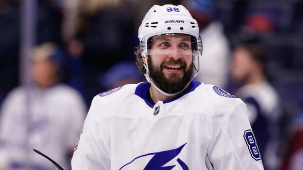 Кучеров может вернуться всостав «Тампы» впервом матче плей-офф НХЛ