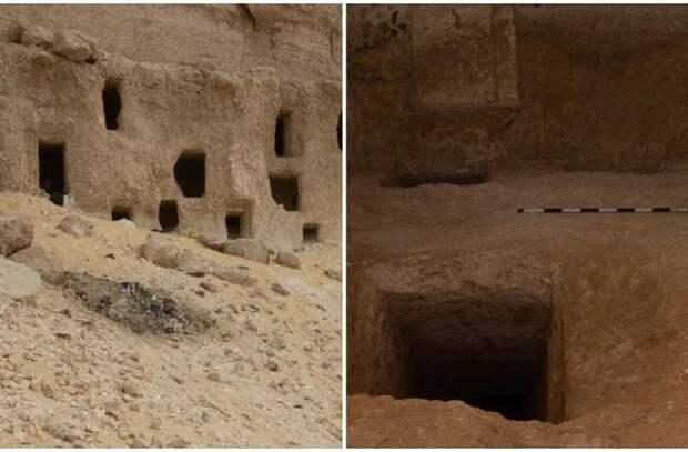Египетские археологи обнаружили 250 захоронений 4200-летней давности