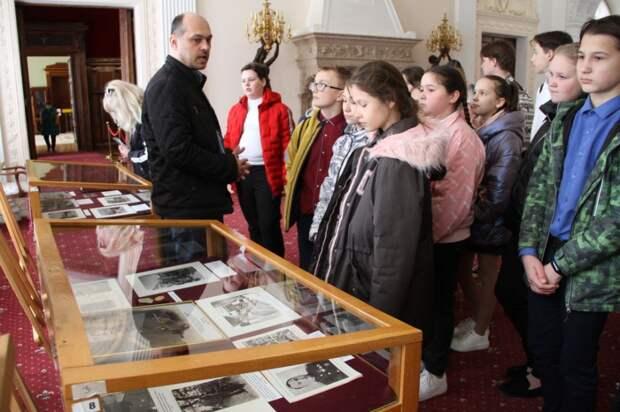 В Ливадийском дворце-музее проведен цикл мероприятий, посвященных Дню освобождения Ялты