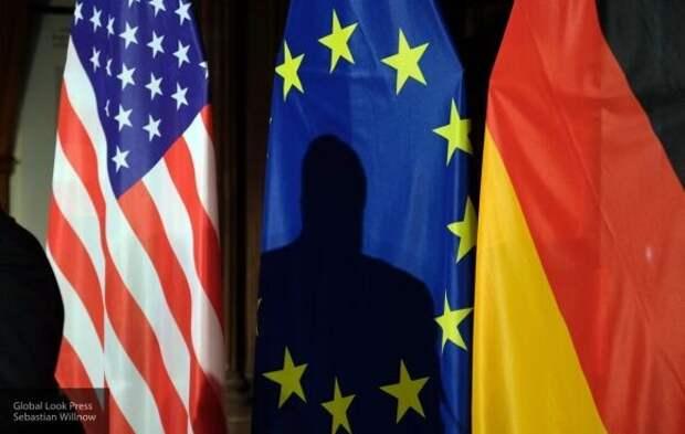 Егер: США выводят войска из Германии из-за политических разногласий