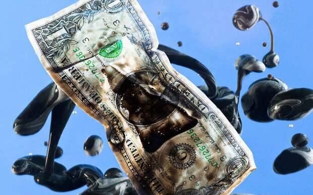 Сила США в долларе, но это их и кощеева игла...