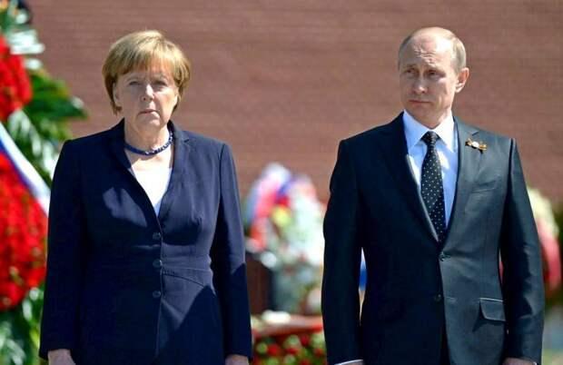Меркель пригрозила Брюсселю начать закупать «Спутник V» у России напрямую