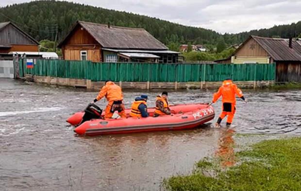 В Сибири готовятся к пику паводка