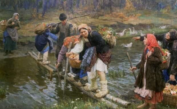 художник Федот Сычков картины – 01