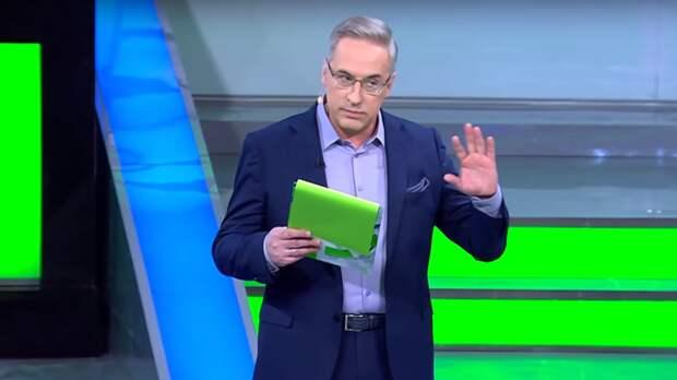 Норкин несколькими фразами осадил актеров Майкова и Назарова за критику парада Победы
