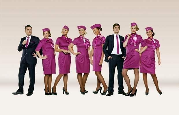 Wow air crew