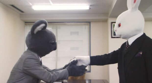"""Кадр из фильма """"Исполнительный коала"""" (2005)"""