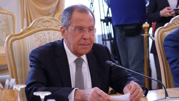 Встреча Лаврова и Блинкена состоится на полях Арктического совета 19 мая