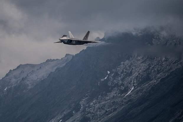 Forbes: США восстановят базу ВВС на Аляске близ российской границы