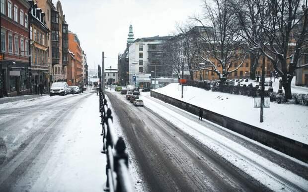 Синоптики предупредили о первом снеге