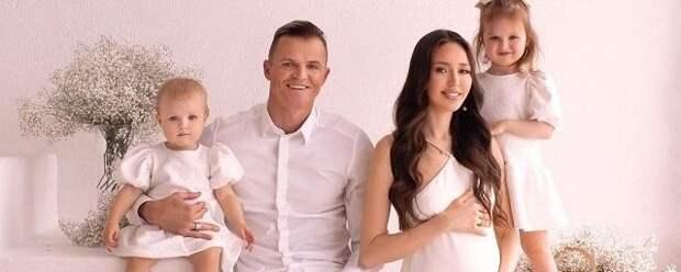 Дмитрий Тарасов объявил о беременности Анастасии Костенко