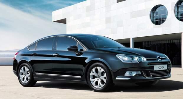 В Китае приступили к серийному производству Citroën C5 X