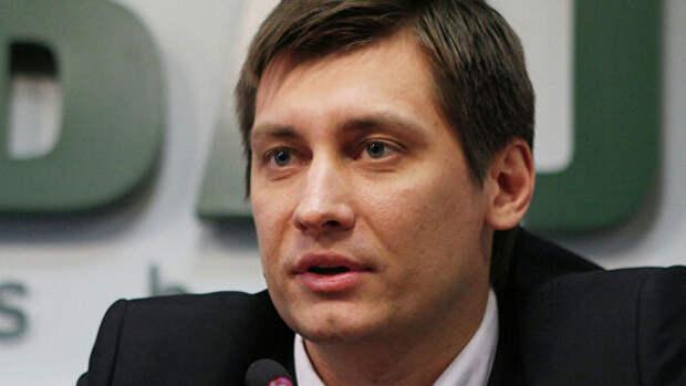 Гудков заявил, что планирует выехать с Украины в Болгарию