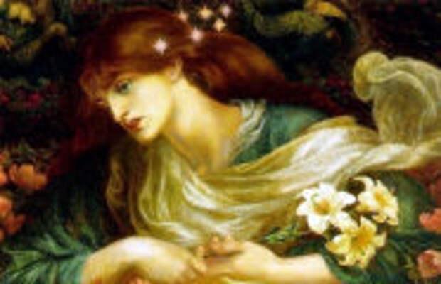 Живопись: Как дочь простого конюха стала знаменитой музой прерафаэлитов: Джейн Берден