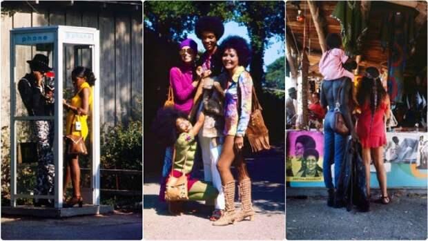 Стиль и свинг: как выглядели участники джазового фестиваля в Монтерее в 1969году