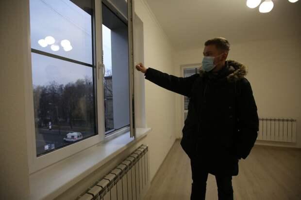 В Ростокине началось переселение по программе реновации