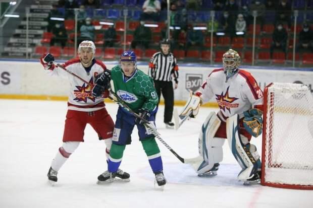 Хоккеисты «Ижстали» проиграли в гостях нефтекамскому «Торосу»