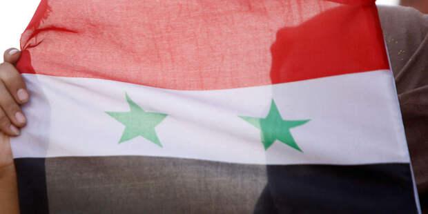 Власти Сирии сообщили о теракте
