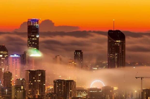 12 лучших фото 2020 года, на которых запечатлены необычные погодные явления Австралии