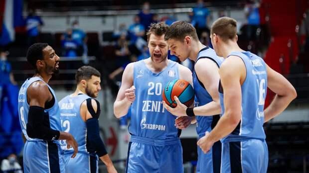 «Зенит» уступил «Фенербахче», потерпев 3-е поражение в Евролиге подряд