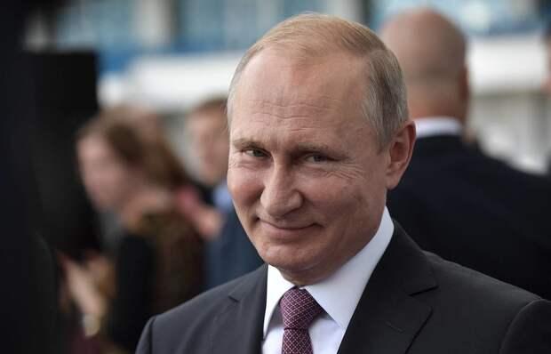 Привыкайте: российский президент никуда не уйдёт