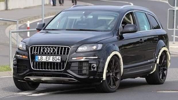 Тень «быка»: тайны прототипа, «похожего» на Audi